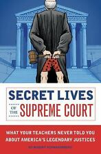 Secret Lives of the Supreme Court: What Your Teachers Never Told You about Ameri