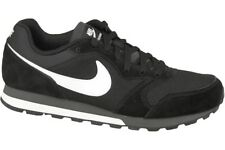 7e8fbee08a2b Nike MD Runner 2 Running Shoes Trainers Black White 749794-010 Air Max 1 8