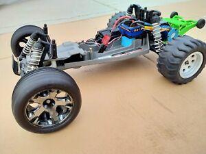 Traxxas Rustler VXL 1/10 Electric 2wd Buggy Velineon Vxl-3s 3600kv