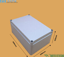1pcs 300*200*125mm plastic flip waterproof junction box Wall waterproof box