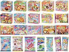 6 KRACIE POPIN COOKIN KITS of Your Choice DIY Japanese Candy Sweets Set Japan
