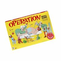 Operation Electronic Board Game With Cards Kids Skill Game Ages 6 and Up (Ama...