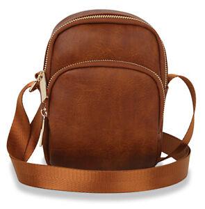 Petite Crossbody Sling Travel Shoulder Handbags Purses Lightweight