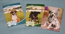 3 - Nintendogs Trading Cards