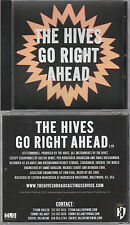 The Hives - Go Right Ahead - Rare Radio Promotional CD Single - 1211