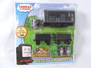 Thomas and Friends Diesel & Truck 7 Piece Play Set Carded
