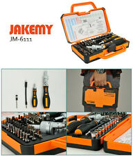 JM-6111 69 en 1 Destornillador de precisión Multipropósito Set Hardware Tool Kit REPAI