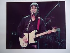 STEVE MILLER BAND PHOTO 1983 UNIQUE IMAGE UNRELEASED HUGE 10 INCH RARE EXCLUSIVE