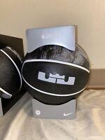 Nike Basketball NBA Lebron James King Full Size - N000278495107 LBJ BRAND NEW