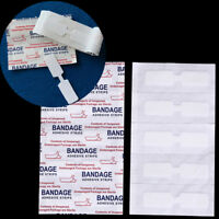 Waterproof band aid butterfly adhesive wound closure emergency kit bandage DH#