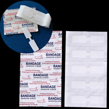 Waterproof band aid butterfly adhesive wound closure emergency kit bandage WL
