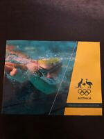 Australian 2016 Rio Olympics Swimming Mint Coin Set. Free Registered Post