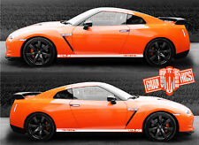 Sticker Decal Graphic Stripe Kit for Nissan GTR GT-R R35