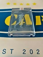 Anthony Davis Panini Absolute Glass Card Case Hit!