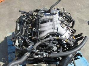 1996 2004 Nissan Frontier Pathfinder 3.3L V6 Engine Nissan Xterra VG33 + Ecu