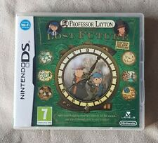 Nintendo DS game - Professor Layton & The Lost Future + instructions
