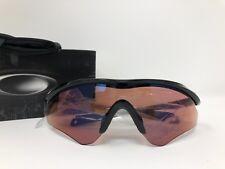 "Oakley Mens M2 Frame ""Asian Fit"" Sunglasses (Polished Black/G30 Iridium) BNIB"