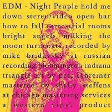 EDM (EARLY DAY MINERS) - NIGHT PEOPLE  CD ALTERNATIVE ROCK  NEUWARE