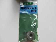 RCBS Shell Holder 1, #01;  09201;  218 Bee, 25-20 Win, 32-30 Win, 8mm Lebel