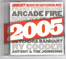 (GQ212) Arcade Fire 2005, 15 tracks various artists - 2005 - Uncut CD