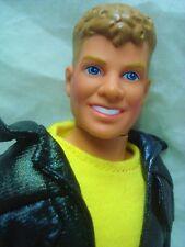 Barbie KEN CLONE DOLL & CLOTHES Lot NKOTB New Kids on the Block JOE w/ OG Outfit