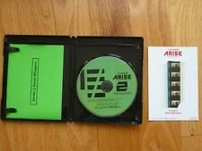 Ghost In the Shell Arise Border 2 Whispers Blu-ray Anime + 5 Film Cells Bandai