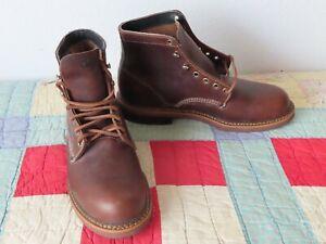 Thorogood 814-4532 Men's Beloit Casual Boot(Horween Lthr Cxl, Nitrile Cork Sole)