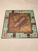 Monopoly 2003 Lord of the Rings Trilogy Edition Replacement Game Board Only