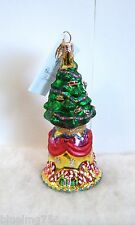 Christopher Radko Ornament Chiming Treasures 0106860 Bell Tree NWT/SEALED (R34)