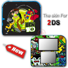 Ben 10 Omniverse Ben Ten NEW SKIN VINYL STICKER DECAL COVER #1 for Nintendo 2DS