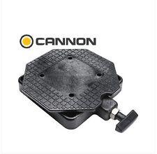 Cannon Downrigger Low Profile Swivel Base 2207003 New Swivel Mount