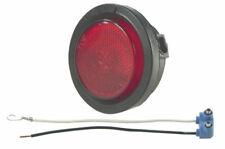 GROTE 2.5 RED ROUND SIDE MARKER LIGHT KIT ASSY 45072