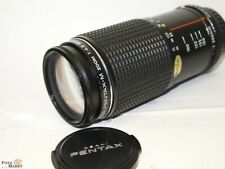 Pentax-M  SMC Zoom-Objektiv 1:4,5/80-200mm One-Touch-Zoom lens