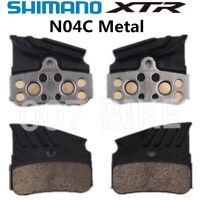 SHIMANO N04C Pads DEORE XTR Cooling Fin Ice Tech Brake Pad Mountain M9120 M8120