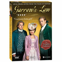 Garrow's Law: The Complete Collection - 12 Episodes on 6 DVDs Region 1 (USA)