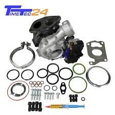Bi-Turbo KLEIN für BMW 3.0d 2993ccm F-Reihe 230kW 313PS 54409700013 +Montagesatz
