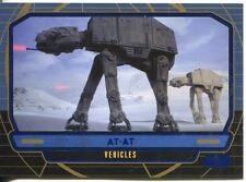 Star Wars Galactic Files Blue Parallel #278 AT-AT