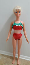 """My size 36"""" Barbie Doll Two Pieces Bathing Suit"""