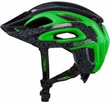 Oneal Orbiter Enduro Style Fidlock MTB Bike Bicycle Helmet Black Green 60-64cms