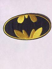 "BATMAN Patch -  Superhero/ Collectible / NEW 3.5""/  GOOD Gift! FREE Shipping USA"