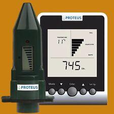 Füllstandanzeige Heizöl, speziell für Erdtanks, funktote Bereiche: EcoMeter Plus