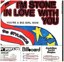 18173  THE STYLISTICS  I'M STONE IN LOVE WITH YOU
