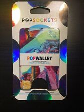 Popsockets PopWallet Rainbow Gemstone Phone Credit Card Sleeve