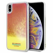 Genuine Guess California Glow in the Dark Case for Apple iPhone XS Max