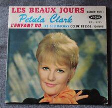 Petula Clark, les beaux jours,  EP - 45 tours