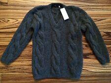 Original* PORSCHE DESIGN  *  Pullover grau  Gr. XS (auch Gr.S)  NEU L.P. 395Euro