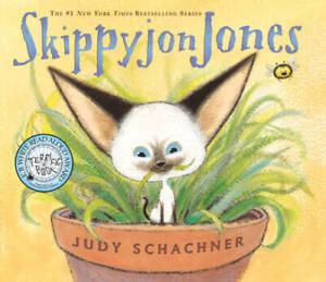 SkippyJon Jones - Hardcover By Schachner, Judy - GOOD