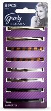 GOODY - Classics Barrette Stay Tight Patterned - 8 Count