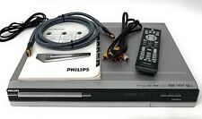 Philips DVDR3575H HDD DVD Player & Recorder, Tested - Manual, Cords, And Remote