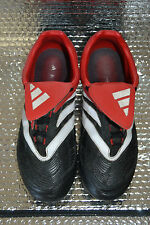 RARE VINTAGE ADIDAS PREDATOR KARNIVOR FIRM GROUND FOOTBALL BOOTS CLEATS SIZE 5.5
